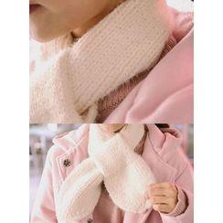 icecream12 - Wool Blend Light Scarf