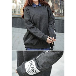 REDOPIN - Cotton Blend Sweatshirt