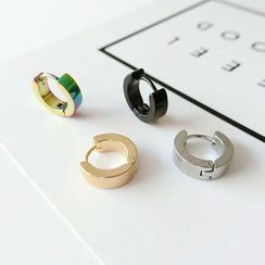 Seoul Young - Cicle Single Earrings (1pc)