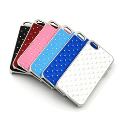 59 Seconds - Rhinestone Quilted Iphone 5 Case
