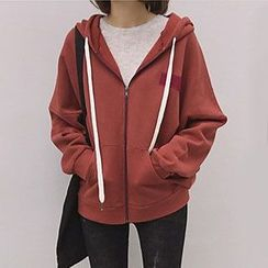 Fashion Street - Drop Shoulder Hoodie