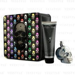 Police - To Be The Illusionist Coffret: Eau De Toilette Spray 75ml/2.5oz + All Over Body Shampoo 100ml/3.4oz