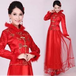 Bridal Workshop - 兩件禮服套裝: 上衣 + 裙