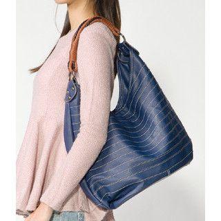 59 Seconds - Flat-Bottomed Hobo Bag