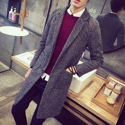 Alvicio - Melange Coat
