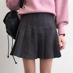 YUKISHU - Pleated Skirt