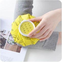 Good Living - Printed Hot Water Bag