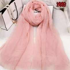 Cuteberry - Crinkled Scarf