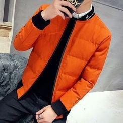Besto - Color block Padded Jacket