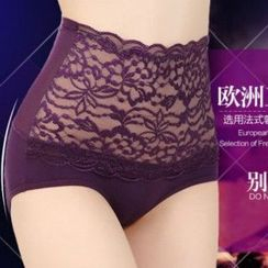 camikiss - High-Waist Shaping Panties