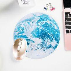 Eranso - Round Print Mouse Pad