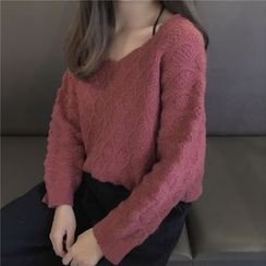 BZY - Cable Knit Sweater