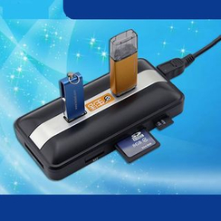 Digiworld - USB Card Reader HUB