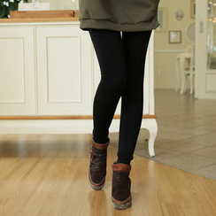 CLICK - Fleece-Lined Leggings