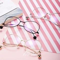 羅煞秀 - 大框眼鏡