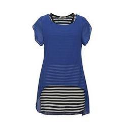 Flore - Set: Top + Striped Dress