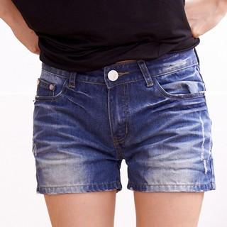 RingBear - Washed Shorts