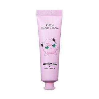 Tony Moly - Pokemon Hand Cream (Purin) 30ml