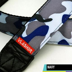 Vlashor - Navy DSLR Strap