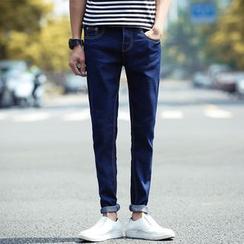 Y!SHIER - 修身牛仔褲