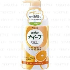 Kracie - Naïve Hair Shampoo (Orange)
