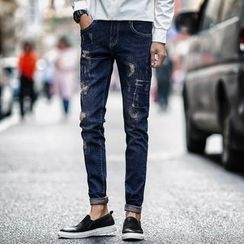 Besto - Ripped Jeans