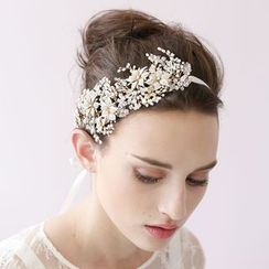Neostar - Wedding Flower Head Band