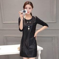 EFO - Long-Sleeve Dress