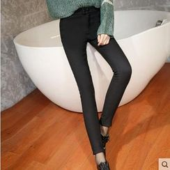 Jenny's Couture - High Waist Skinny Pants