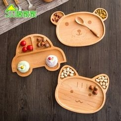 Home Simply - Wooden Animal Plate