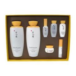 Sulwhasoo - Balancing Skin Care Set: Water EX 125ml + 15ml + Emulsion EX 125ml + 15 ml + Essence 8ml + Cream 5ml + Eye Cream 3.5ml