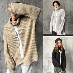 Bodacious! - Turtleneck Sweater