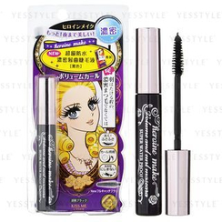 ISEHAN - Heroine Make Volume & Curl Mascara Super Waterproof (Black)