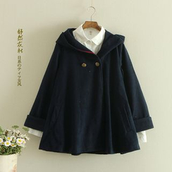 Storyland - Hooded Cape Jacket