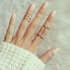 Bling Thing - Set of 6: Rings