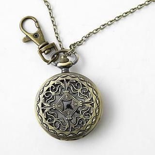 Cuteberry - Perforated Pocket Watch