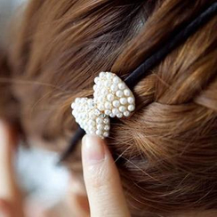 Lazy Corner - Jeweled Hair Tie
