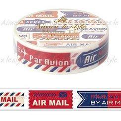 Aimez le style - Aimez le style Masking Tape Primaute Regular Airmail Label
