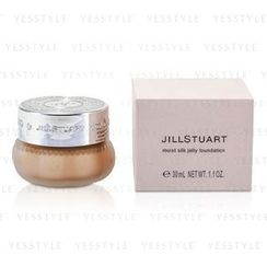 Jill Stuart - Moist Silk Jelly Foundation - # 101 Linen