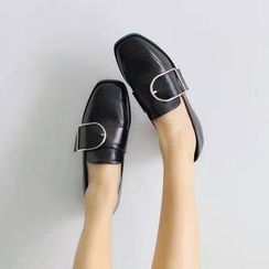 Anran - Strap Loafers