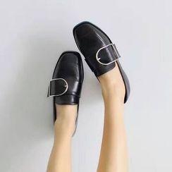 安若 - 多带乐福鞋
