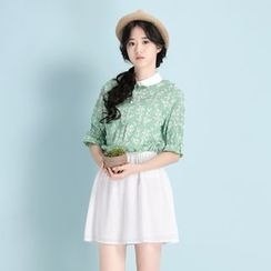 Garden Party - Short-Sleeve Shirt