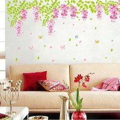 LESIGN - Floral Wall Sticker