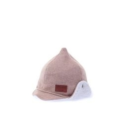 Ohkkage - Pointy Wool Trapper Hat