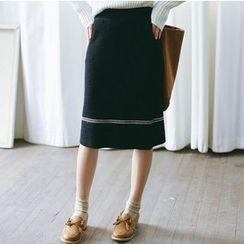Woodie - 针织裙