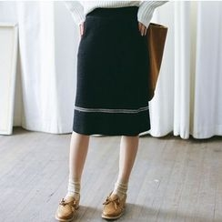 Woodie - Knit Skirt