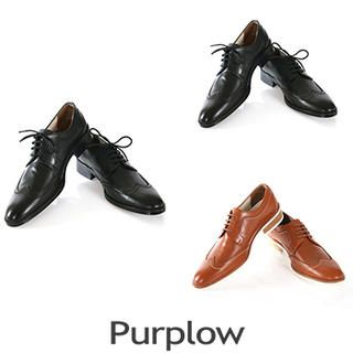 Purplow - Wingtip Oxfords