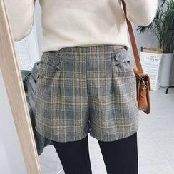 Eva Fashion - 针织短裤