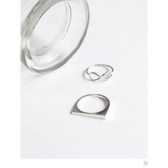 PINKROCKET - Set of 2: Rings
