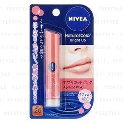 NIVEA - 水漾保濕潤唇膏 (杏桃粉紅)